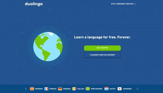 Duolingo, your free pass of learning new foreign languages