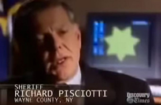 Wayne County Sheriff Richard Pisciotti was one of the first investigators on the Alphabet Murders.