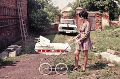 See How the Stroller Has Changed in 100 Years!