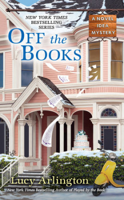Book Review: Off the Books by Lucy Arlington