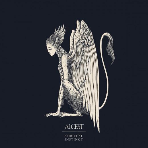 Alcest, Spiritual Instinct - album cover