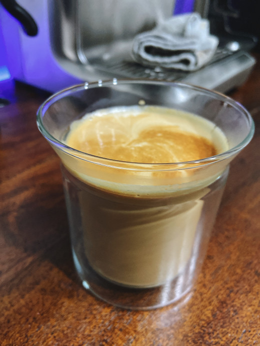 Ghee in coffee? Why not a give it a try? You will surprise with the taste.