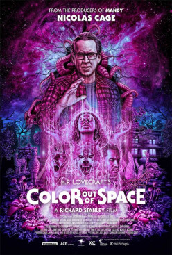 Color Out of Space (2019) Review
