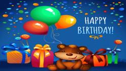 Happy Birthday Wish Darling