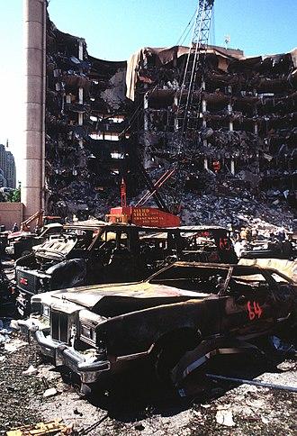OKC bombing 1995 Murrah building
