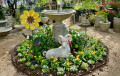 In The Garden: Charming Houston Eclectic Treasure Trove