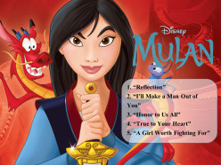 Best Mulan Songs of All Time
