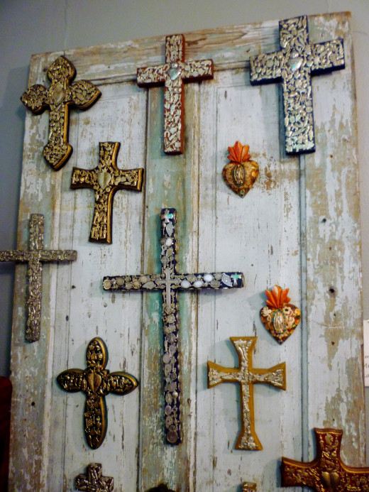 Different types of crosses