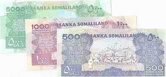 The Somaliland Shillings