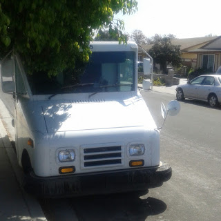 Mailman Mel has it made in the shade now, but only figuratively, not literally.