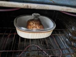 Baking Hormel Always Tender Barbeque Pork Roast