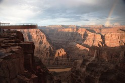 The Grand Canyon's West Rim