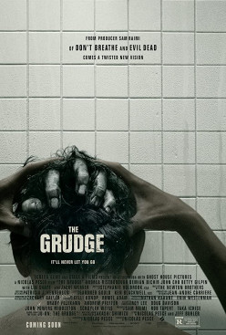 'The Grudge' (2020) Grudgingly Gets By