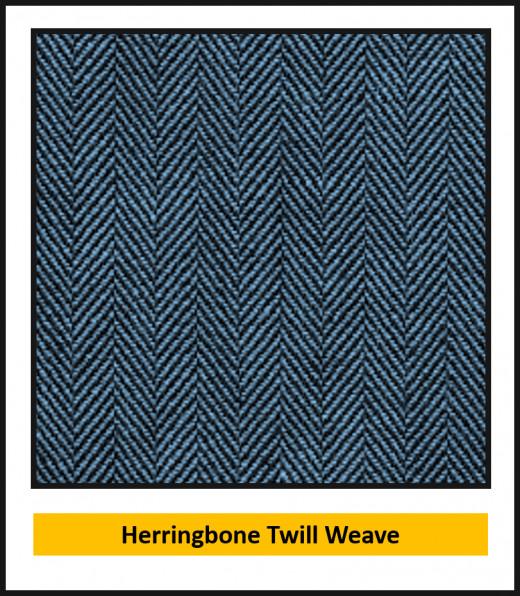 Herringbone Twill