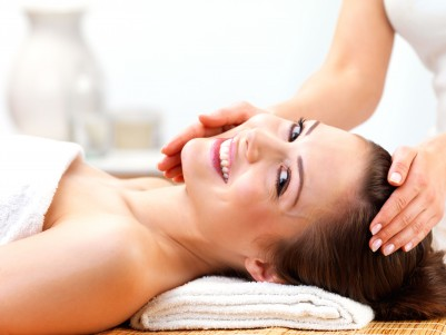 Facials are relaxing and refreshing!