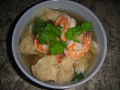 Won Ton (Wonton) Soup