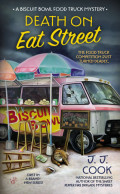Book Review: Death On Eat Street by J.J. Cook