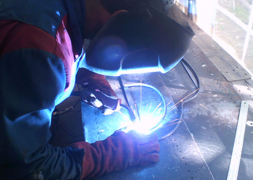 Welding the Pieces Together