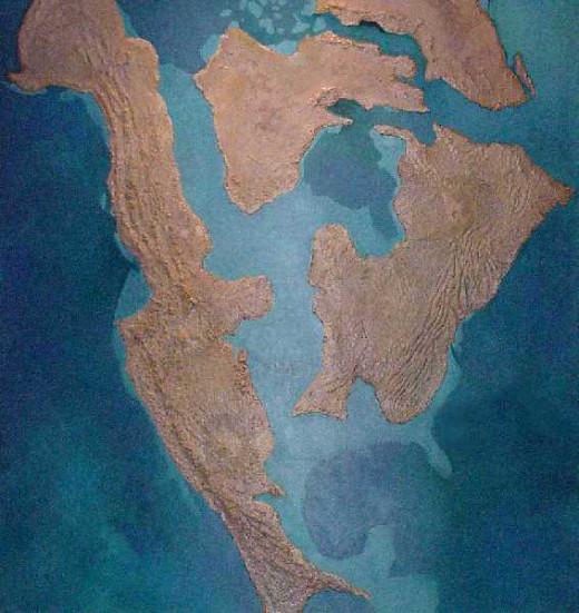 North America Ocean