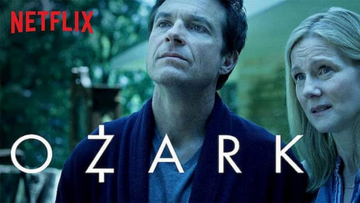 Ozark starring Jason Bateman and Laura Linney is some of the best streaming television you can watch