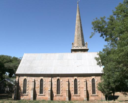St Michael's Catholic Church Campbell