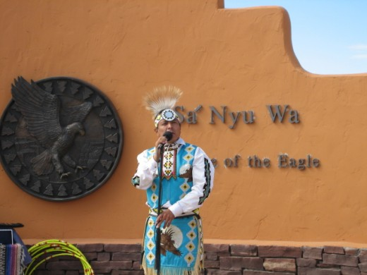 The Hualapai Circle Dance