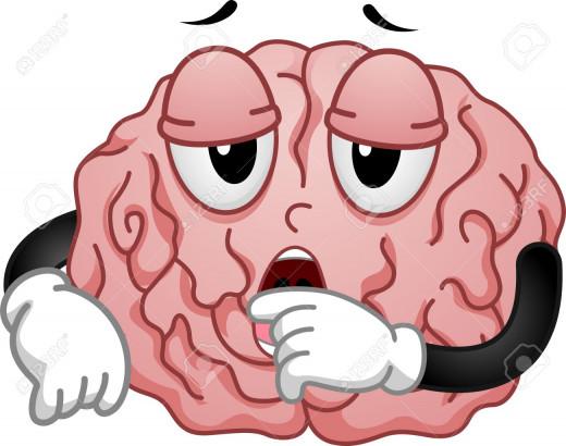 A tired brain is an unhealthy brain