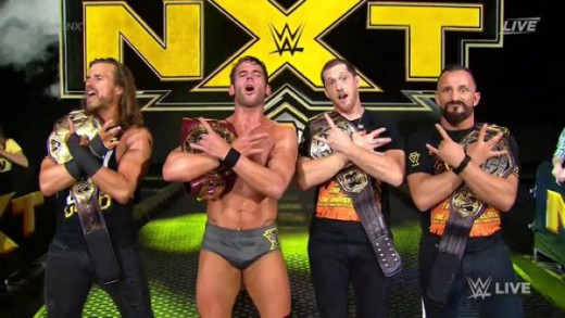 11. Undisputed Era – This song is prefect for the crew. An awesome heel faction just like the Attitude Era's NWO required a theme song just similar to them. This theme truly makes them Undisputed