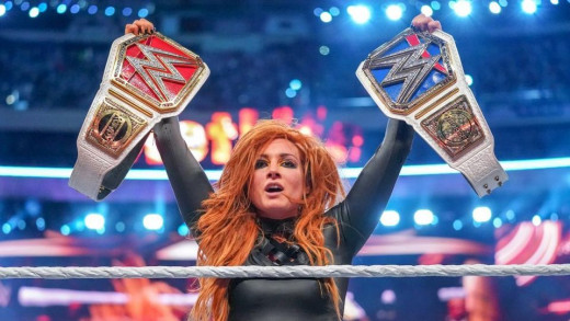 18. Becky Lynch – I did not like her music at the beginning but now I see how cool the music is.