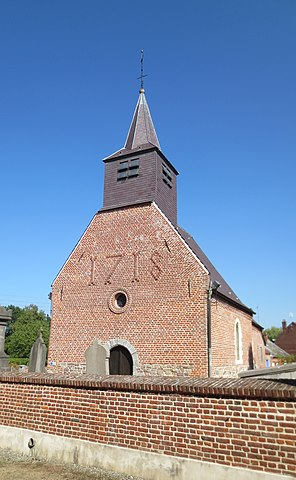 Marchipont church.