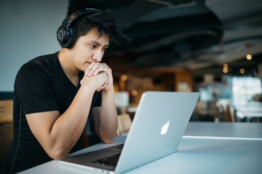 Online tutoring is one-to-one. It's intensive, but rewarding.