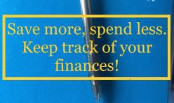 Manage Your Finances, Create a Long-Term Plan