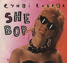 Didn't care much for her songs, but Cyndi has the right 'tude.