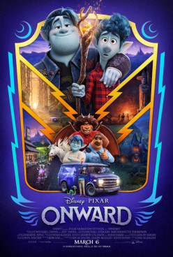 Onward (2020) Review