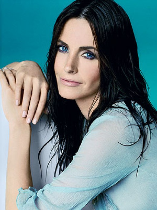 Courteney Cox is a good example of how well the Carbohydrate Addict's Diet works.