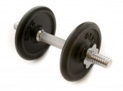 The All Dumbbell Workout