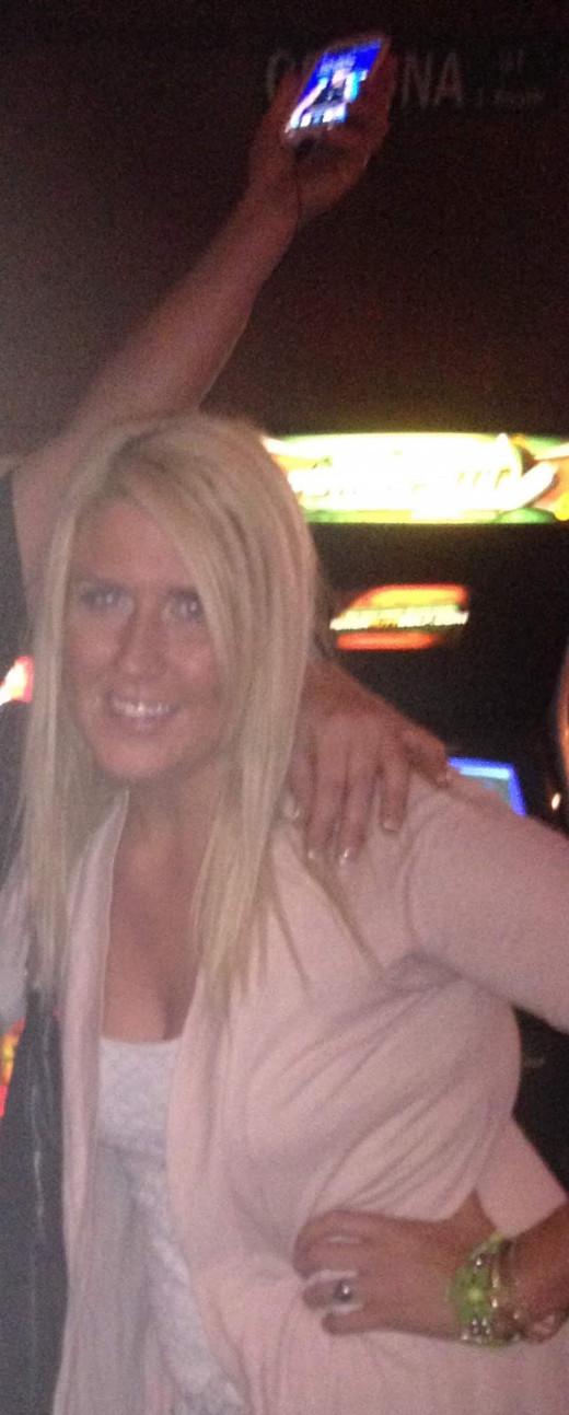 blonde 2014