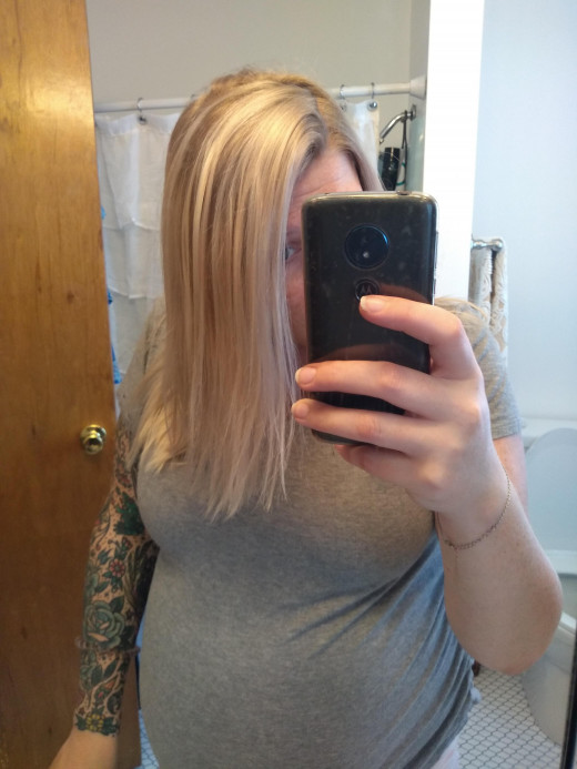 blended roots