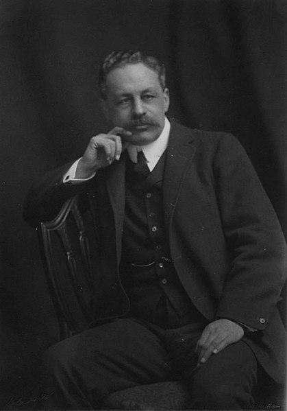 Sir Halford Mackinder c1910 IMAGELIBRARY/117