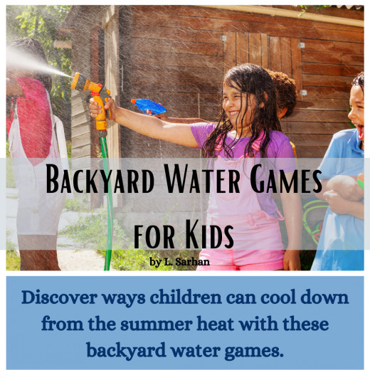 This article gives ideas for backyard water games that will help keep away boredom and cool things down.