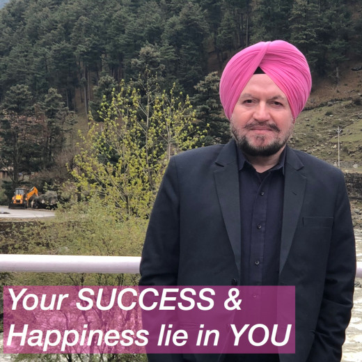Your SUCCESS & Happiness lie in YOU