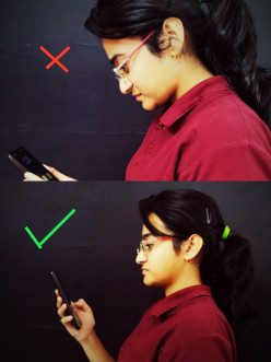 Tips to Prevent Text Neck Syndrome during Lockdown Period