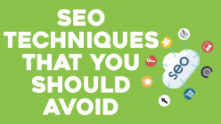 SEO techniques that you should avoid
