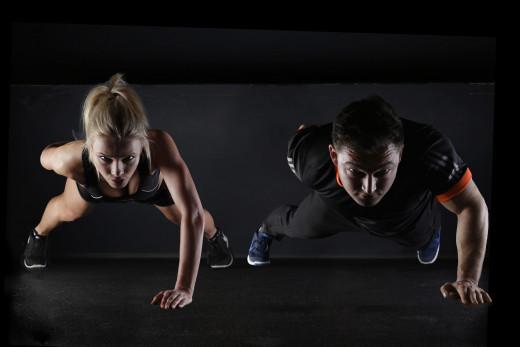 Doing Exercise Regularly