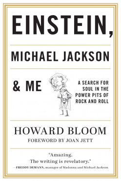 Book Review: Einstein, Michael Jackson & Me