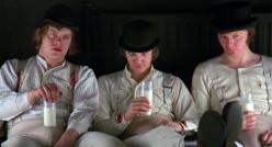 Kubrick Stanley Adaptation of Anthony Burgess' A Clockwork Orange