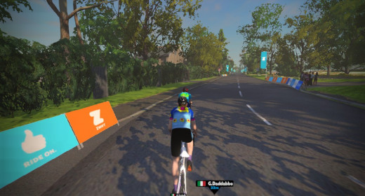 How to be successful whilst racing on Zwift