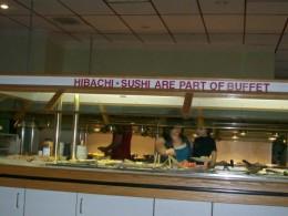Hibachi Bar and Sushi Bar