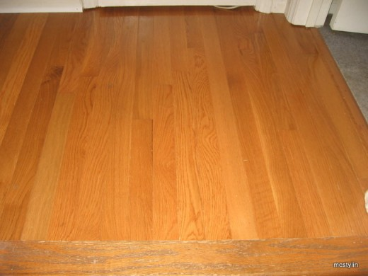 Clean hardwood floors can make all the difference in a home.
