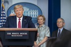 Covid19 -- President Trump's War
